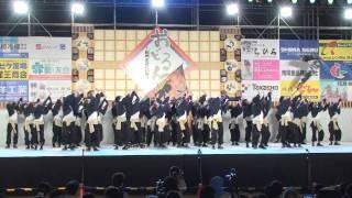 2011.8.7おどるんや和歌山大学よさこいサークル「和歌乱」@和歌山城