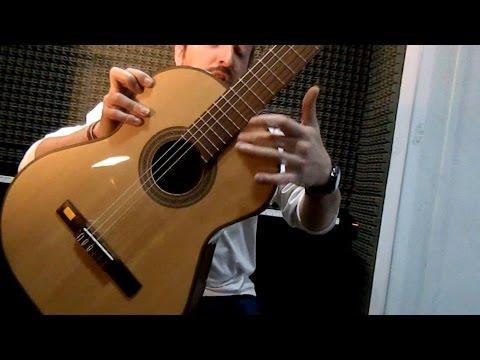 Guitarra Alpujarra 75 - Test por Jesús Amaya...