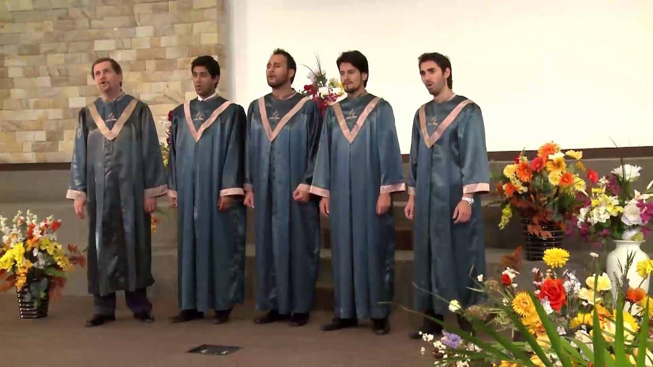 Coro Musicap -  Dame Señor esa fe