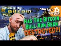Is the Bull Market over? Google expands into banking, Russia prepares crypto confiscation measures.