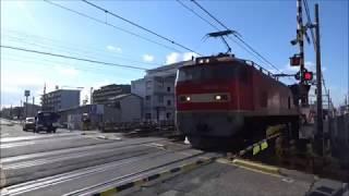 JR&名鉄電車 動画集 2019 04 27 平成最後の大型連休初日、平成残り僅か 東海道線、名鉄電車、強風等によるダイヤ乱れ