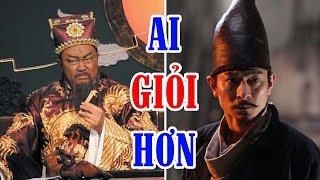 So Sánh Tài Phá Án Của BAO THANH THIÊN Và ĐỊCH NHÂN KIỆT Trong Lịch Sử Trung Hoa Cổ