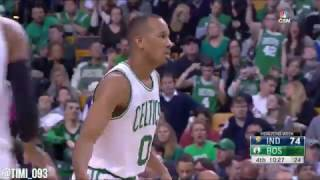 Avery Bradley Highlights vs Indiana Pacers (18 pts, 8 reb)