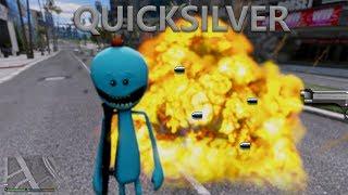 Quick Silver Super Power Mod GTA 5 INSTALLATION (NEW)