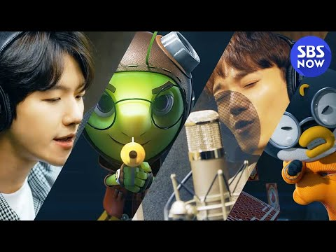 SBS [런닝맨 애니메이션] - 오프닝 주제가(with �