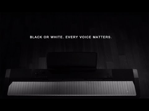 Racism divides, music unites. - The Racist Keyboard