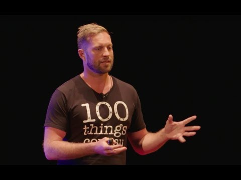 100 Things - What's on Your List? | Sebastian Terry | TEDxAsburyPark