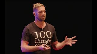 100 Things - What's on Your List? | Sebastian Terry | TEDxAsburyPark