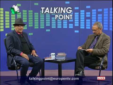 Talking Point with Brajendra Nath Chaudhuri S1 100217