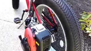 Fat Bikes - Builder Crazy-Horse, Motorized Bicycles.