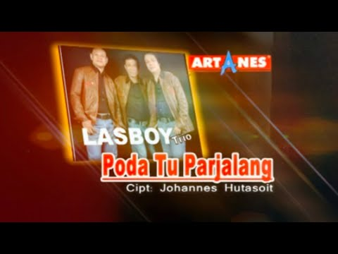 PODA TU PARJALANG - LASBOY TRIO - LAGU BATAK ((official video))