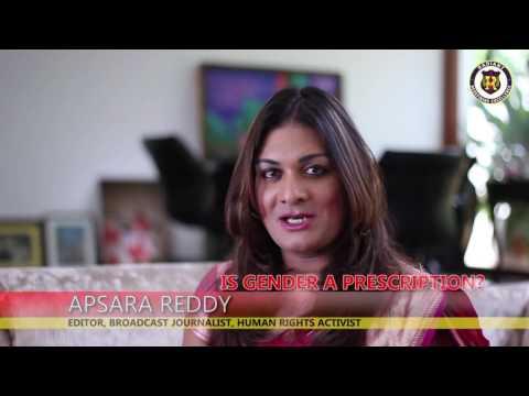 Gender is not a prescription - Apsara Reddy with Dr. Renuka David - Wellness Talk