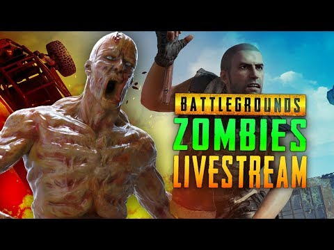 Black Ops 3 Zombies: PUBG Crater of Doom (Live Stream)