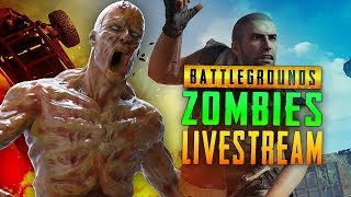 Custom Zombies - PUBG Crater of Doom (Live Stream)
