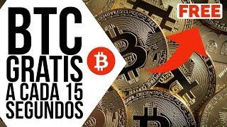 GANHAR Bitcoin De Graça a Cada 15 Segundos (2019)