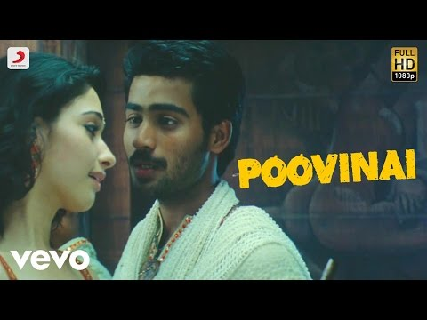 Aanandha Thaandavam - Poovinai Tami Lyric | G.V. Prakash Kumar