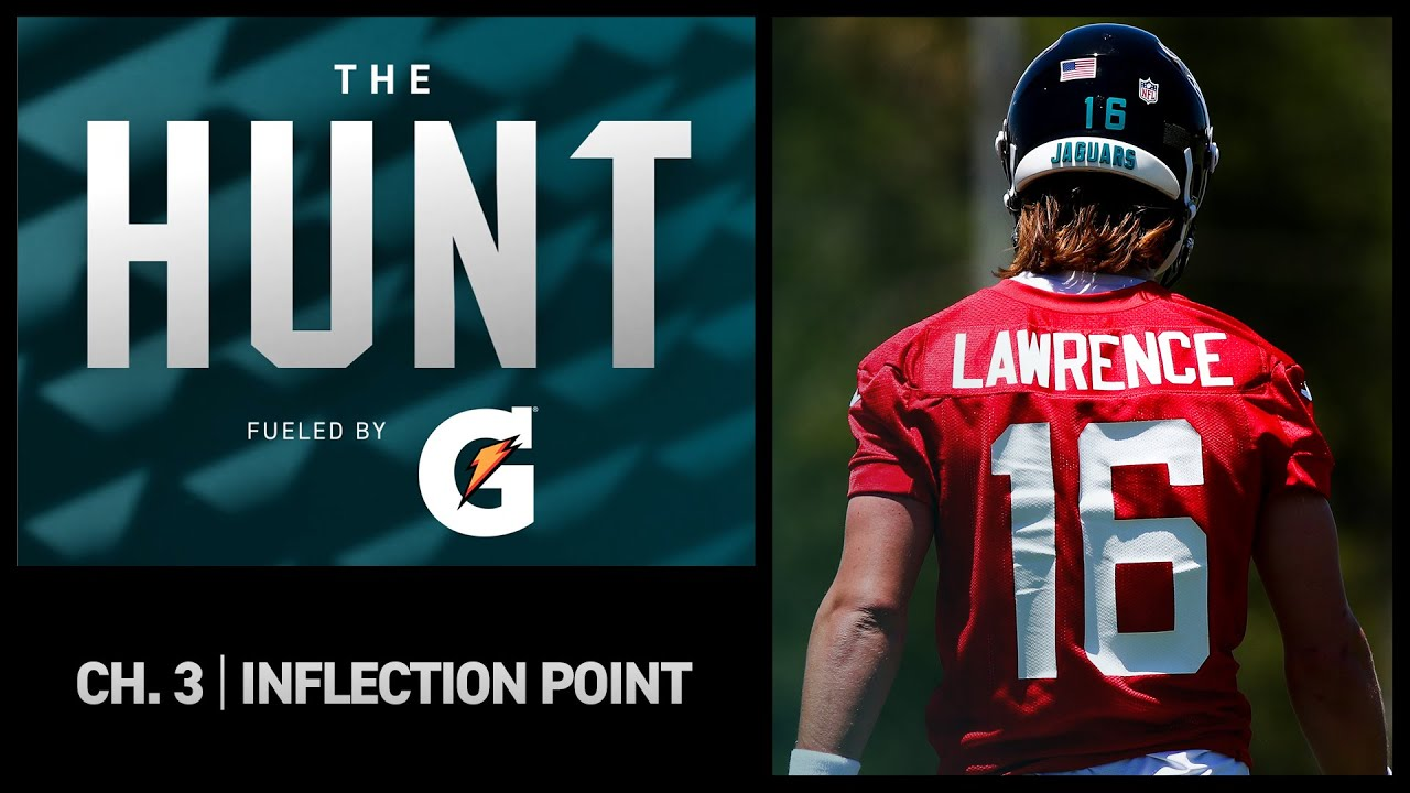 Download Jaguars 2021 NFL Draft and Rookie Minicamp | The Hunt: Inflection Point (Ch. 3)