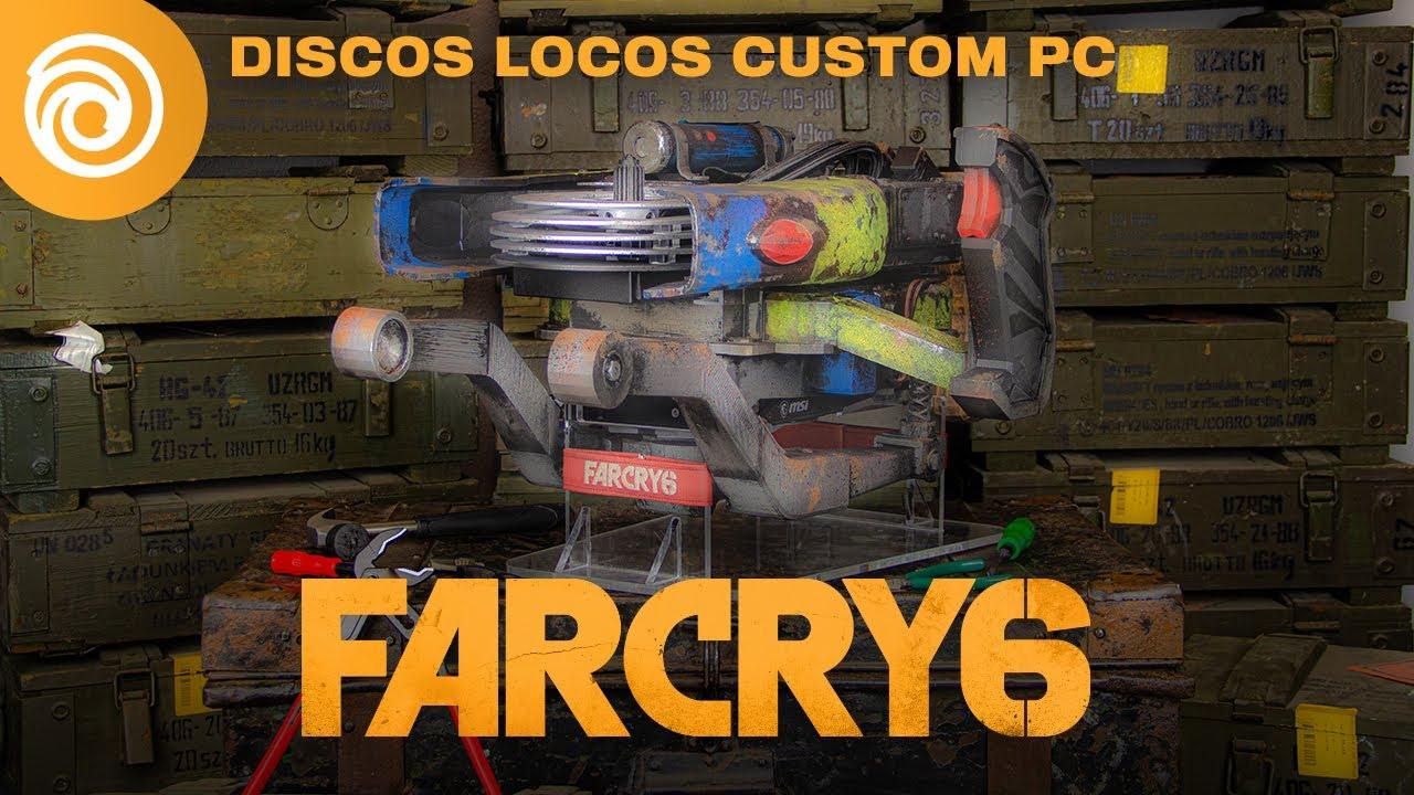 Far Cry 6 - Wereldwijd unieke Discos Locos-PC