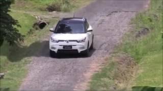 SsangYong TIVOLI 2016 PRUEBA DE MANEJO TEST DRIVE