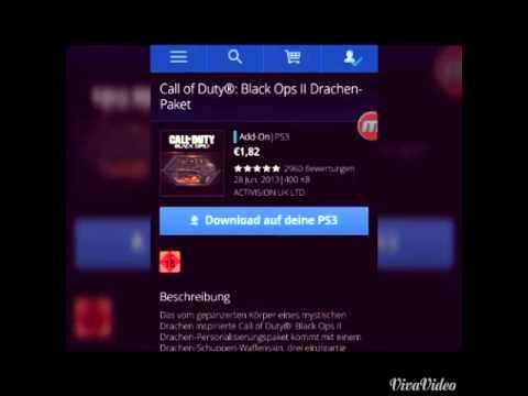 call of duty black ops 2 drachen cyborg camo kaufen. Black Bedroom Furniture Sets. Home Design Ideas