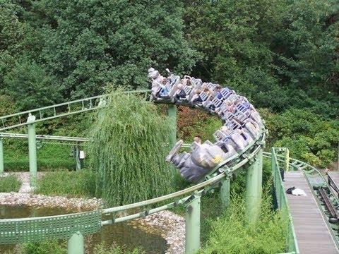 Donderstenen Onride Avonturenpark Hellendoorn (NL)