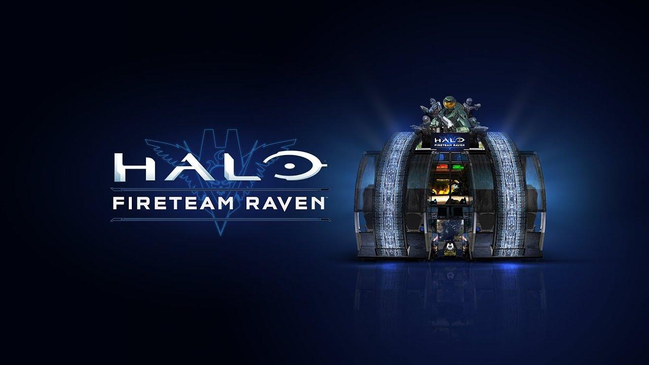 Halo: Fireteam Raven Arcade Experience Reveal Trailer