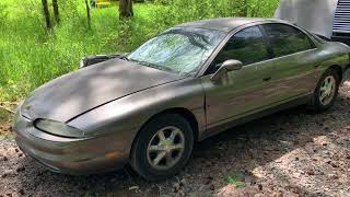 1999 Oldsmobile Alero Auction Car
