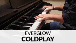 Coldplay - Everglow | Piano Cover