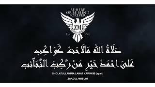 Zaadul Muslim Sholatullahi Ma Lahat Kawakib Syair