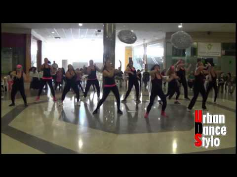 Urban Dance Stylo – Zumba (Centro Comercial Las Americas – Torrent 2)