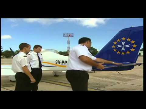 European Pilot Academy on YEP program Malta