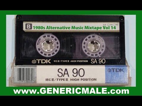 80s Alternative / New Wave Mixtape Volume 14