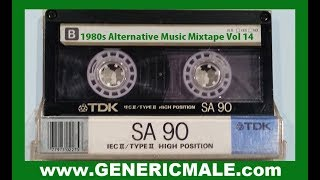 80s Alternative / New Wave Mixtape Volume 14