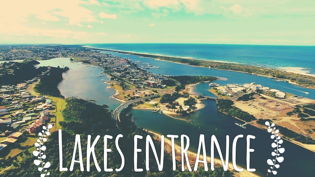 Lakes Entrance! Driving Australia's South East.