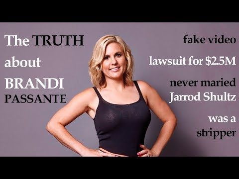 The TRUTH about Brandi Passante, The Star of Storage Wars