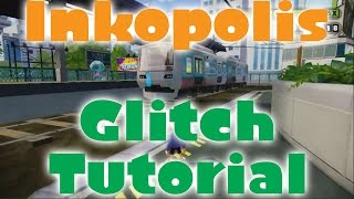 Splatoon Inkopolis Glitch Tutorial | Out of Bounds!