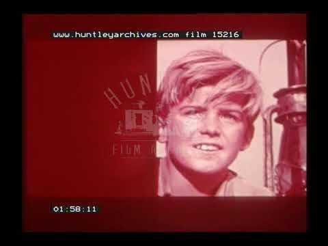Adventure Film Trailer, 1960s - Film 15216