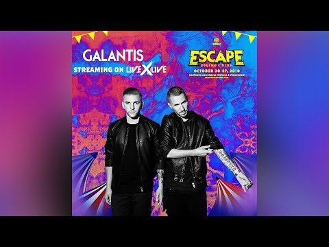 Galantis - Live at Escape 2018