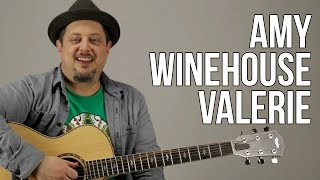 Download lagu Amy Winehouse Valerie Guitar Lesson Super Easy Acoustic Song The Zutons MP3