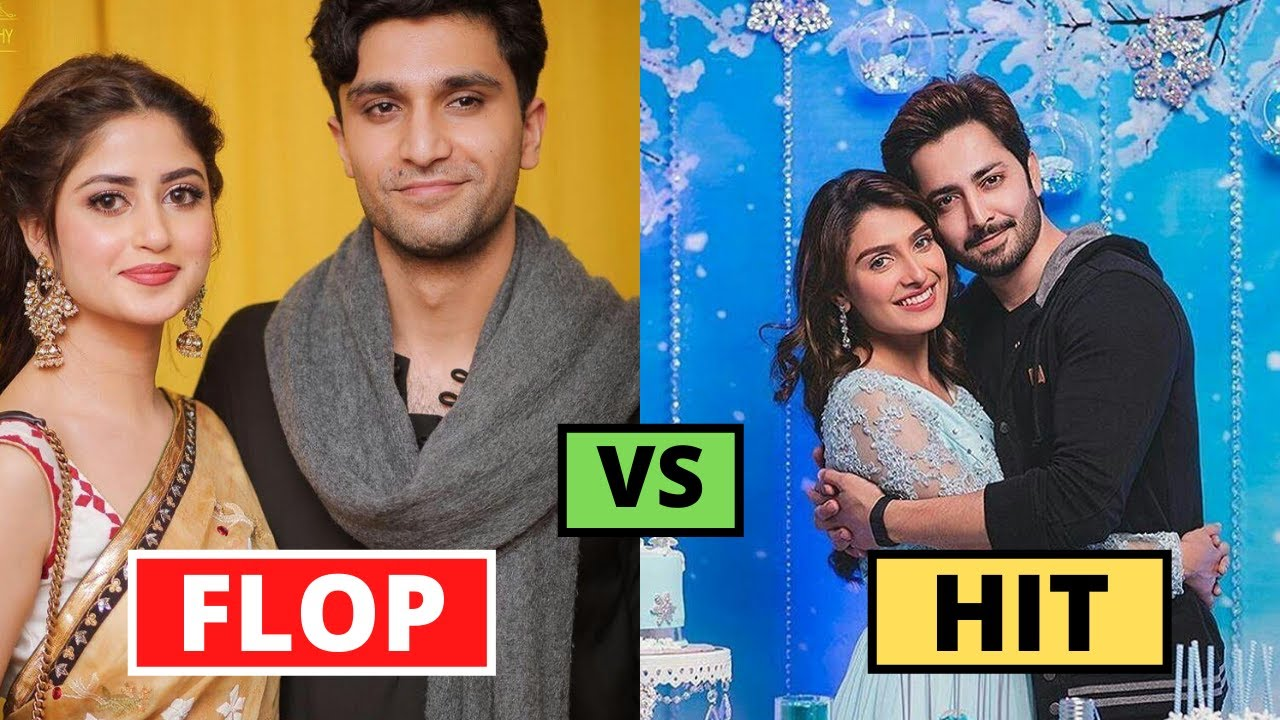 Top 10 Hit And Flop Husband Wife Jodi's Of Pakistani Celebrity Couples || Blockbuster News ||
