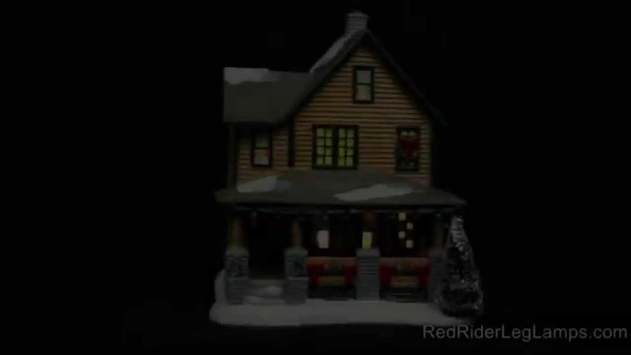 A Christmas Story Dept 56