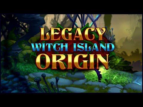Legacy 3. Witch Island Origin Walkthrough | Наследие 3. Происхождение Острова Ведьмы прохождение #2