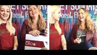 LIVE w/ WOMEN GROW COFOUNDER | Jazmin Hupp & CoralReefer | Stoney Sunday #264