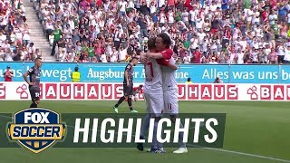 FC Augsburg vs. FSV Mainz 05 | 2017-18 Bundesliga Highlights