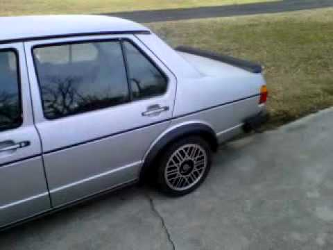 1983 vw jetta turbo diesel cold start youtube. Black Bedroom Furniture Sets. Home Design Ideas