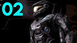 Halo Reach - Part 2 - AMBUSHED