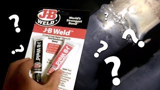 Can You JB Weld Exhaust Leaks?
