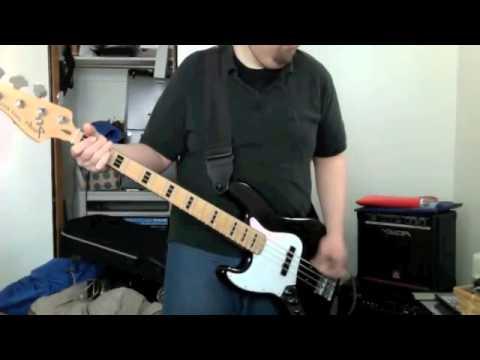 Brantley Gilbert - Kick it in the sticks (Bass Cover)