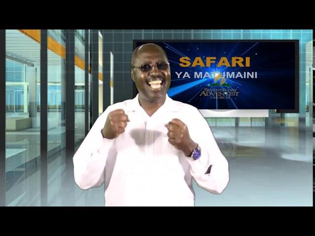 Pst Christopher Misoi -safari ya matumaini