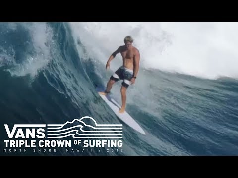 Double Shaka with Dylan Graves: Episode 5 | Vans Triple Crown of Surfing | VANS